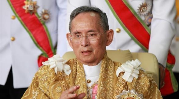 وفاة ملك تايلاند بعد تدهور وضعه الصحي
