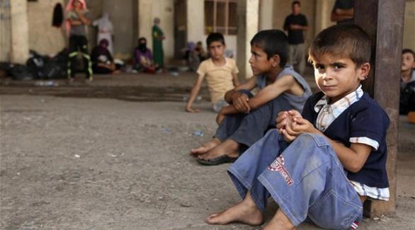 اخبار الامارات العاجلة 0201610130857656 منظمة: مقتل عشرات الأطفال العراقيين لدى الفرار من داعش أخبار عربية و عالمية