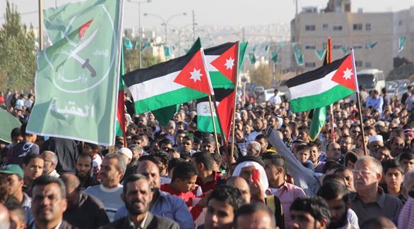 إخوان الأردن يتبنون شعار الدولة المدنية لإبعاد تهمة الإرهاب
