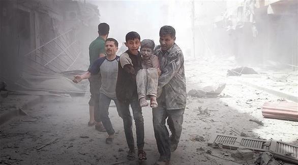 المرصد: قذائف تقتل 4 أطفال غرب حلب