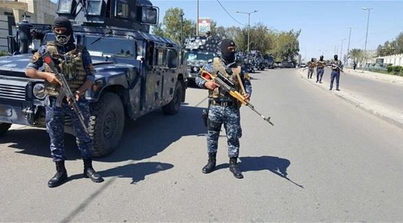 مقتل وإصابة 19 شرطياً اتحادياً في هجوم لداعش شمال بغداد