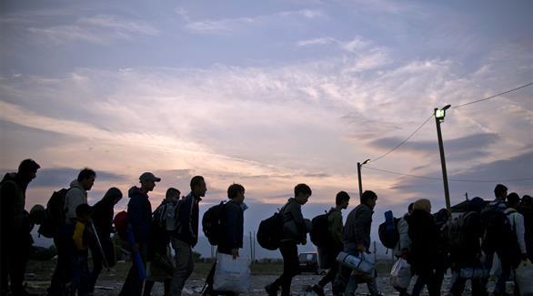 بلجيكا: تناقص حاد في أعداد اللاجئين خلال سبتمبر الماضي