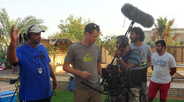 اخبار الامارات العاجلة 0201610151149834 أحمد زين ينتهي من تصوير الفيلم الإماراتي الطويل ليزا اخبار الامارات