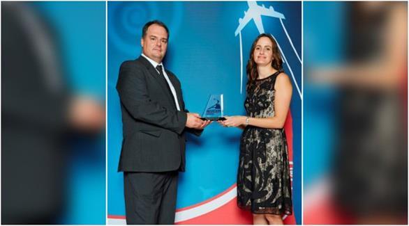 مطار دبي الدولي يفوز بجائزة مطار العام في مجال التطوير