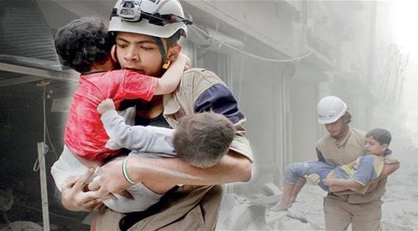 مقتل 14 من عائلة واحدة في ضربة جوية بشرق حلب