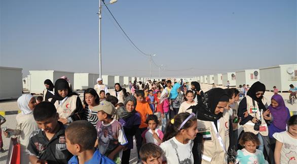 هكذا دعمت الإمارات اللاجئين السوريين