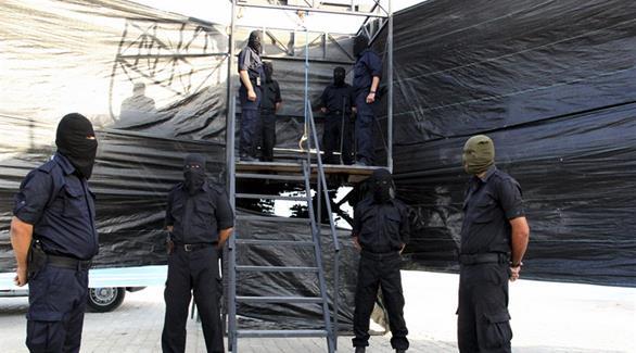 غزة: الإعدام لمواطن والسجن لآخرين بتهمة التخابر مع إسرائيل