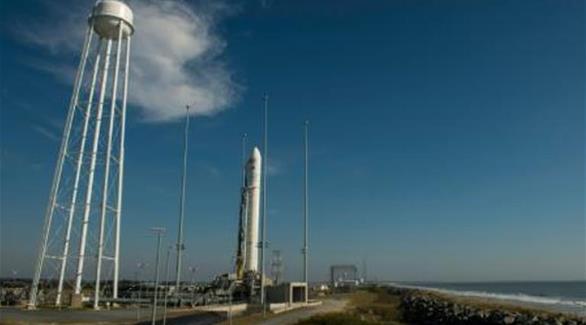 المركبة الأمريكية سيغنس في طريقها إلى محطة الفضاء الدولية