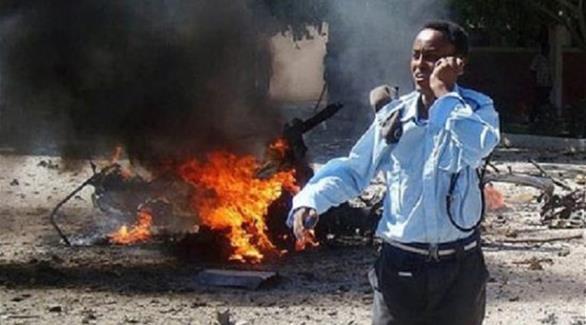 اخبار الامارات العاجلة 0201610180748685 مقتل 4 من ضباط الشرطة الصومالية بتفجير انتحاري أخبار عربية و عالمية