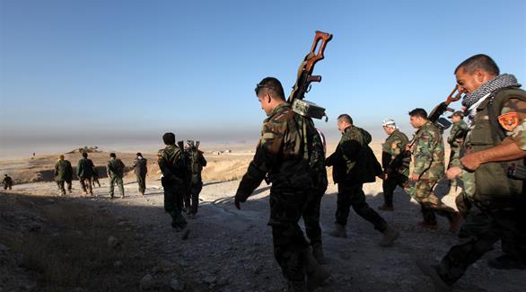 اخبار الامارات العاجلة 0201610180855148 الجيش والبشمركة يطبقان على شرق وجنوب الموصل أخبار عربية و عالمية
