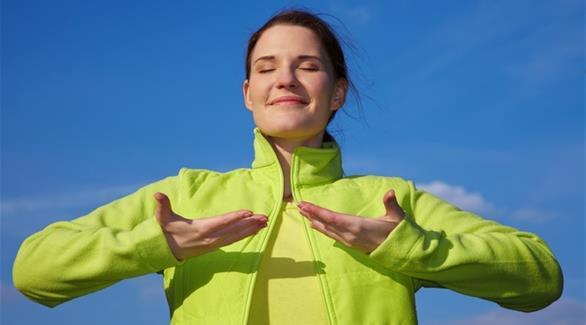 طريقة التنفس الصحيحة مفتاح صحة الإنسان وقوة الشخصية