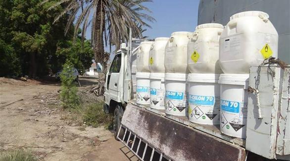 الإمارات تقدم دعماً لمكافحة وباء الكوليرا في عدن
