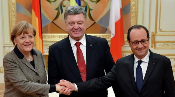 قمة طارئة في برلين لمناقشة أزمة سوريا وأوكرانيا