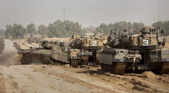 اخبار الامارات العاجلة 0201610191134950 توغل إسرائيلي محدود شمال قطاع غزة أخبار عربية و عالمية