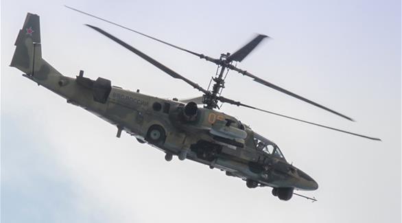 موسكو تدرب طيارين مصريين على المروحية Ka-52 0201611030718987