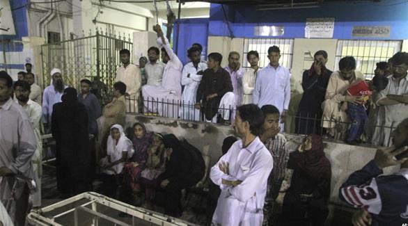 اخبار الامارات العاجلة 0201611120942850 باكستان: ارتفاع ضحايا المزار إلى 43 قتيلاً أخبار عربية و عالمية
