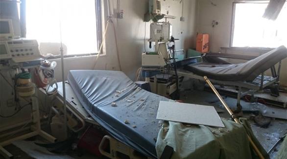 توقف الخدمة في اثنين من مستشفيات حماة وحلب بسبب القصف
