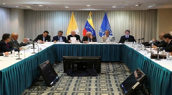 اخبار الامارات العاجلة 0201611130112635 فنزويلا: الحكومة والمعارضة تتوصلان لاتفاقيات مبدئية خلال حوارهما أخبار عربية و عالمية