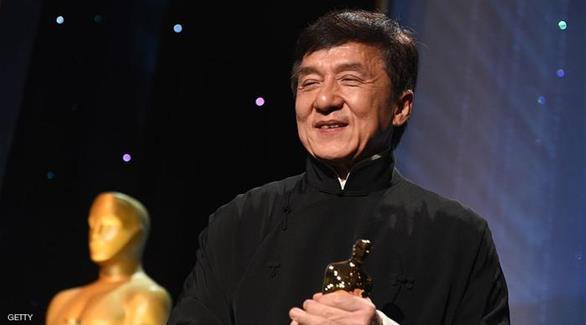 """بعد 5 عقود و200 فيلم أخيراً.. جاكي شان يفوز بـ""""الأوسكار"""""""