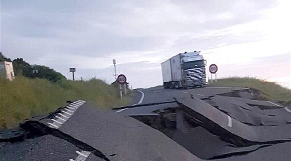 نيوزيلندي: ظاهرة القمر العملاق السبب في حدوث الزلزال المدمر