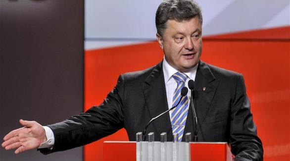 """اخبار الامارات العاجلة 0201611140655331 بوروشنكو """"واثق"""" من دعم ترامب لأوكرانيا بمواجهة روسيا أخبار عربية و عالمية"""