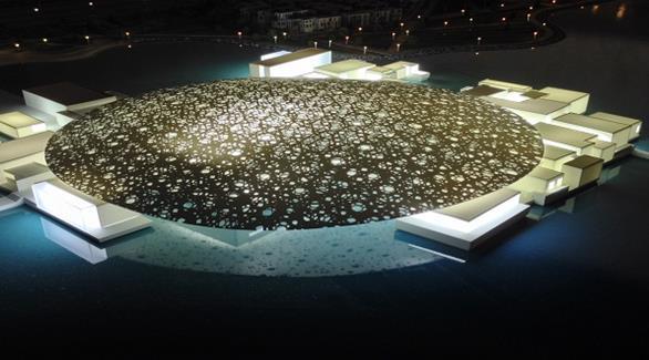 اخبار الامارات العاجلة 0201611140946382 متحف اللوفر أبوظبي يكلف فنانين عالميين تنفيذ قطع فنية لعرضها في افتتاحه بـ 2017 اخبار الامارات  الامارات