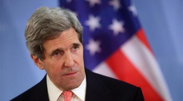 كيري يبحث فى سلطنة عمان الأزمة اليمنية