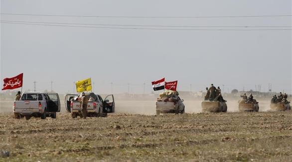 """اخبار الامارات العاجلة 0201611141136112 الحشد الشعبي يعلن انطلاق """"الصفحة الثالثة"""" من عملياته غرب الموصل أخبار عربية و عالمية"""