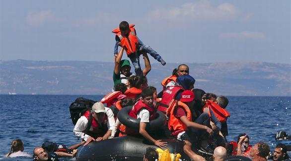 إنقاذ 550 مهاجراً في المتوسط
