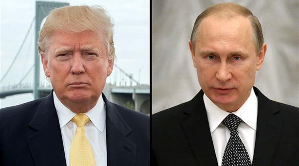 بوتين يؤكد لترامب هاتفياً استعداده لبدء الحوار