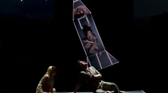 """""""لازاروس"""" مسرحية غنائية تقدم شهادة حياة عن ديفيد بووي"""