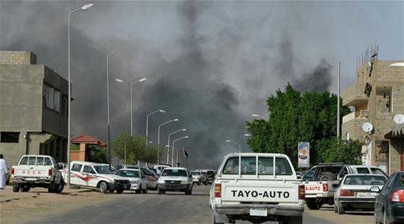 اخبار الامارات العاجلة 0201611160858434 مقتل 7 متشددين في ضربة جوية جنوب ليبيا أخبار عربية و عالمية