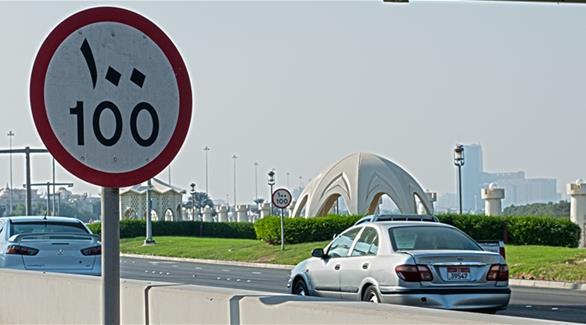 العقيد العامري لـ24: رفع سرعة ضبط الرادارات على  شارع الشيخ زايد لـ100كم/س