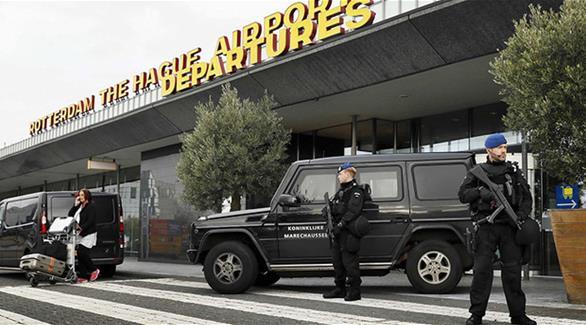 اخبار الامارات العاجلة 0201611170755929 هولندا: تعزيز الإجراءات الأمنية في مطار روتردام لاهاي بسبب تهديد إرهابي أخبار عربية و عالمية