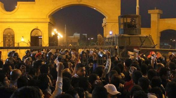 """مصر: استئناف محاكمة 16 متهماً فى """"أحداث الدفاع الجوى"""""""