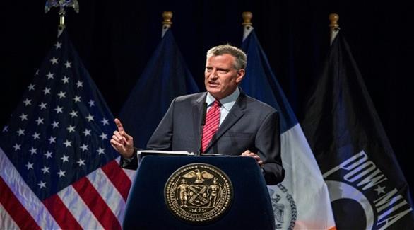 رئيس بلدية نيويورك لترامب: سأبذل كل جهد لحماية المهاجرين