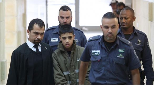 """""""الطفولة حق"""" حملة لفضح ممارسات إسرائيل ضد أطفال فلسطين"""