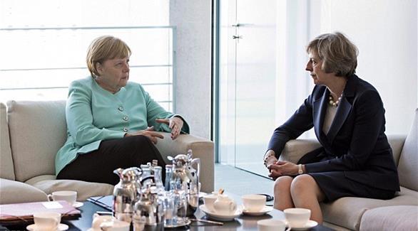 ماي تعلن خروجاً منظماً لبريطانيا من الاتحاد الأوروبي