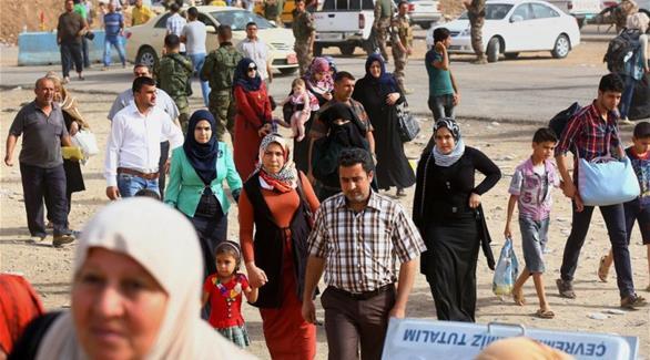 اخبار الامارات العاجلة 0201611211225486 العراق: إعادة مرحلين أجبروا على ترك منازلهم بالشرقاط أخبار عربية و عالمية