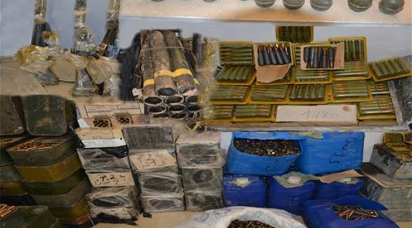 الأمن التونسي يكشف عن مخزن سلاح جديد في بن قردان