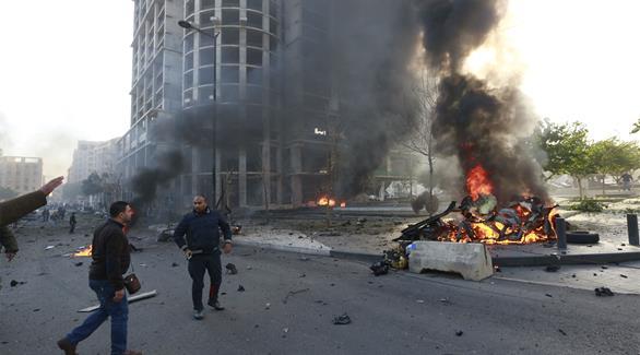 اخبار الامارات العاجلة 0201611241220155 مصر: انفجار أمام قسم شرطة بالقاهرة الجديدة أخبار عربية و عالمية