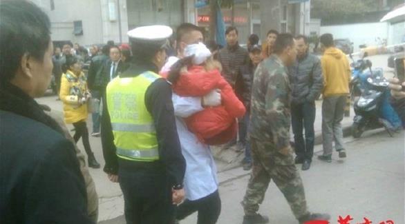 إصابة 7 أطفال إثر هجوم بسكين في الصين