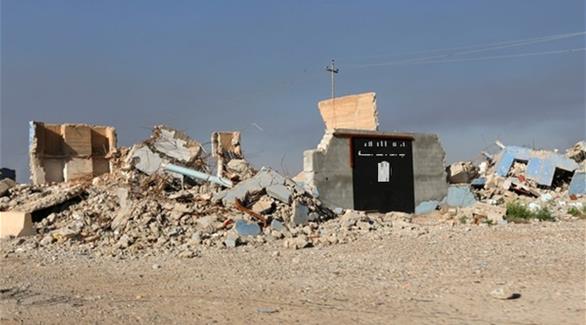 اخبار الامارات العاجلة 020161126121759 العراق: تفجير معمل لصناعة العبوات الناسفة لداعش أخبار عربية و عالمية