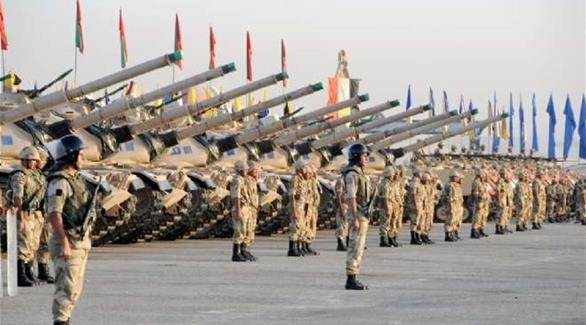 مصر تنفى أي تواجد عسكري لها على الأراضي السورية