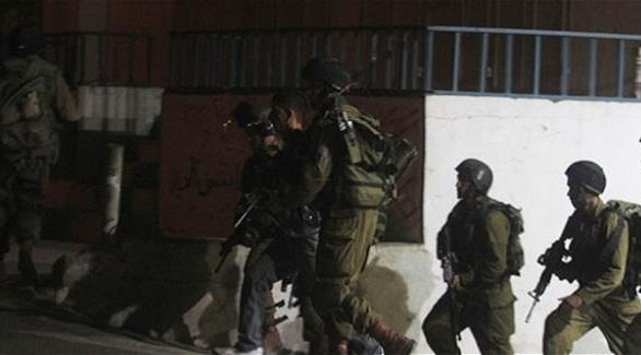 قوات الاحتلال الإسرائيلي تعتقل 11 فلسطينياً في الضفة