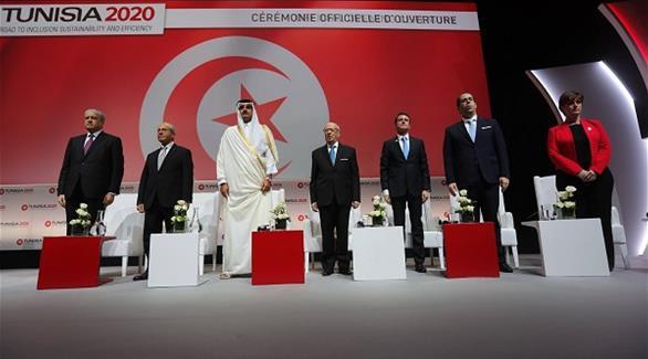 اخبار الامارات العاجلة 0201611290238737 تونس: قطر والكويت وتركيا تعلن مساعدات اقتصادية بـ 1.6 مليار دولار أخبار عربية و عالمية