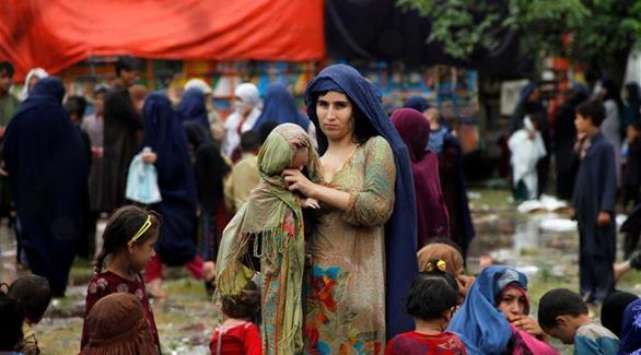 اخبار الامارات العاجلة 0201611301106291 نصف مليون نازح بأفغانستان جراء المعارك أخبار عربية و عالمية