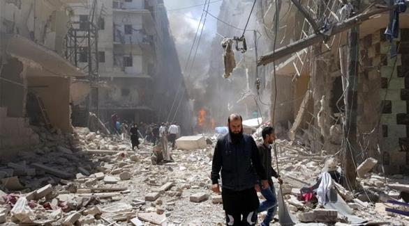 اخبار الامارات العاجلة 0201611301233563 روسيا تأمل في حل الوضع في حلب بنهاية العام أخبار عربية و عالمية