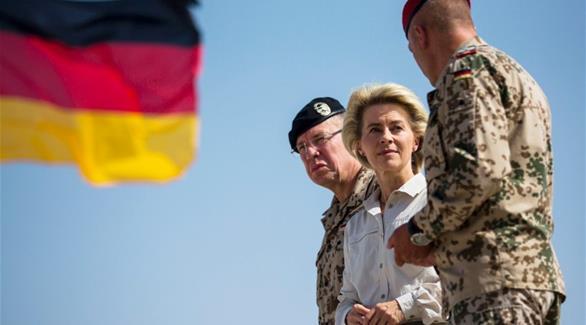 اخبار الامارات العاجلة 0201612010117486 وزيرة الدفاع الألمانية تتمسك بانفتاح جيش بلادها أمام مواطني الاتحاد الأوروبي أخبار عربية و عالمية