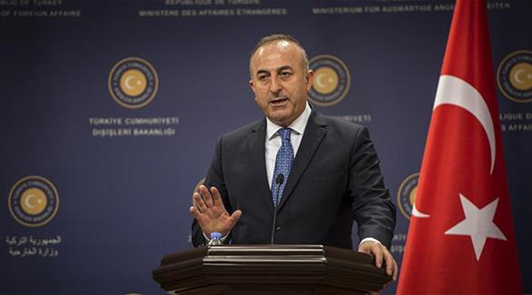 أوغلو: مكافحة الإرهاب أهم عنصر في التعاون بين تركيا وروسيا
